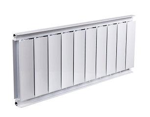 Экструзионные монолитные алюминиевые радиаторы МИСОТ Стиль