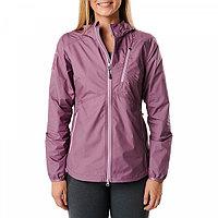 Куртка 5.11 CASCADIA WINDBREAKER Packable Jacket цвет Plum р.М