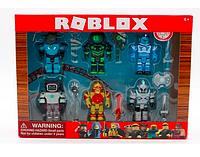 Roblox набор 6фигурок+аксессуары