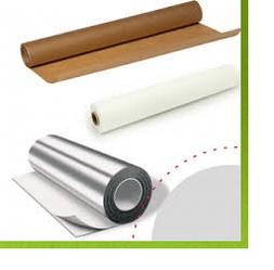 Пищевая пленка, фольга, бумага для запекания