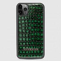 Чехол для телефона iPhone 11 Pro Max Green
