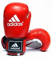 Боксерская перчатка Adidas кожа