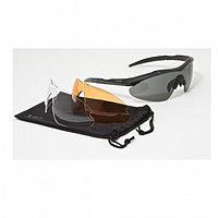 Очки солнцезащитные 5.11 AILERON SHIELD цвет Mat Black