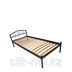 Кровать «Лара» 900 черная