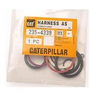 235-4339 Caterpillar HEUI C7/C9 резиновые кольца на форсунку