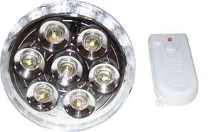 Светодиодная лампа Lux с пультом дистанционного управления Черная Пятница!, фото 2