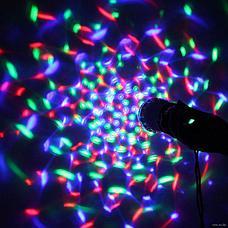Светодиодная вращающаяся диско лампа Черная Пятница!, фото 3