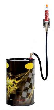 Настенный набор для раздачи масла для бочек Meclube (маслораздатчик) 180-220 л (022-1213-000)