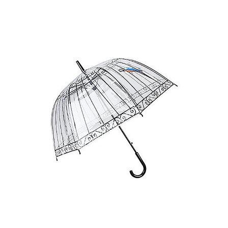Прозрачный купольный зонт Черная Пятница!, фото 2