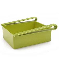 Подвесной органайзер для холодильника, цвет зеленый Черная Пятница!, фото 3