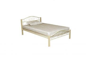 Кровать 1200х2000 «Элис Люкс Вуд»
