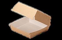 Упаковка для бургеров EcoBurger 120*120*70мм