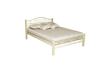 Кровать «Лара Люкс Вуд» 1400 беж