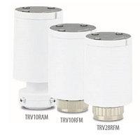 Беспроводные электромеханические приводы TRV10RFM / TRV28RFM / TRV10RAM