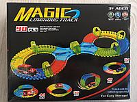 Трек Magic Tracks Мэджик Трек со светящейся машинкой - 90 детали