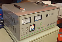 Стабилизатор напряжения элекромеханический однофазный ECOLUX 5000VA