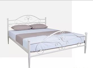 """Кровать """"Патриция Вуд"""" 1600х2000 (белый)"""