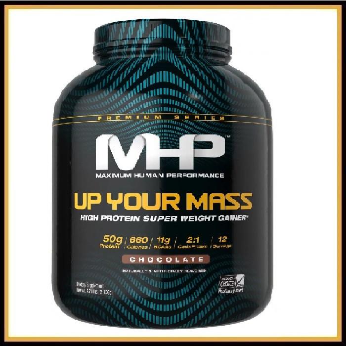 MHP Up Your Mass 2,3kg (шоколад) гейнер Срок годности до конца Января 2020г!!!