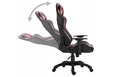 Кресло геймерское игровое Red Wine, фото 3