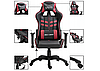 Кресло геймерское игровое Red Wine, фото 4