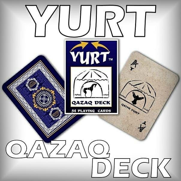 YURT Qazaq Deck - фото 1