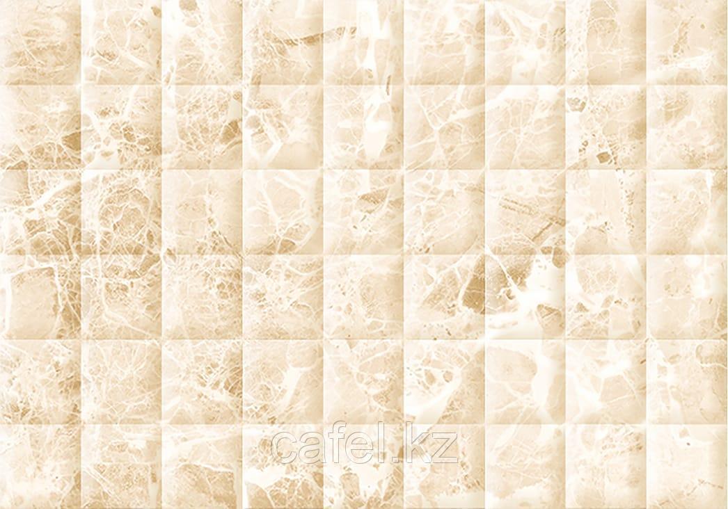 Кафель | Плитка настенная 28х40 Мэдисон | Madison бежевый рельеф