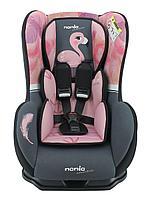 Автокресло NANIA COSMO SP Flamingo Animals (c рождения до 4 лет)