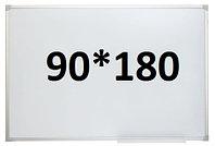 Магнитно-маркерная доска 90*180, двухсторонняя