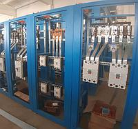 Шкаф распределительный для приема и распределения электрической энергии в сетях и защиты электрических