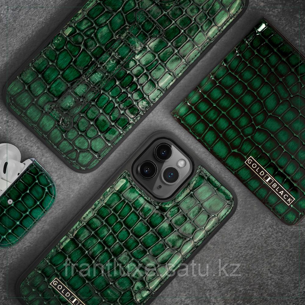 Чехол для телефона iPhone 11 Green - фото 2