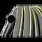 Труба Ду-63x5,8 SDR11 ГАЗ (16 атм.) полиэтиленовая ПЭ-100, фото 3