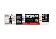 Think, Thinksport, изолированная бутылка для спорта, мятный зеленый, 17 унций (500 мл), фото 2