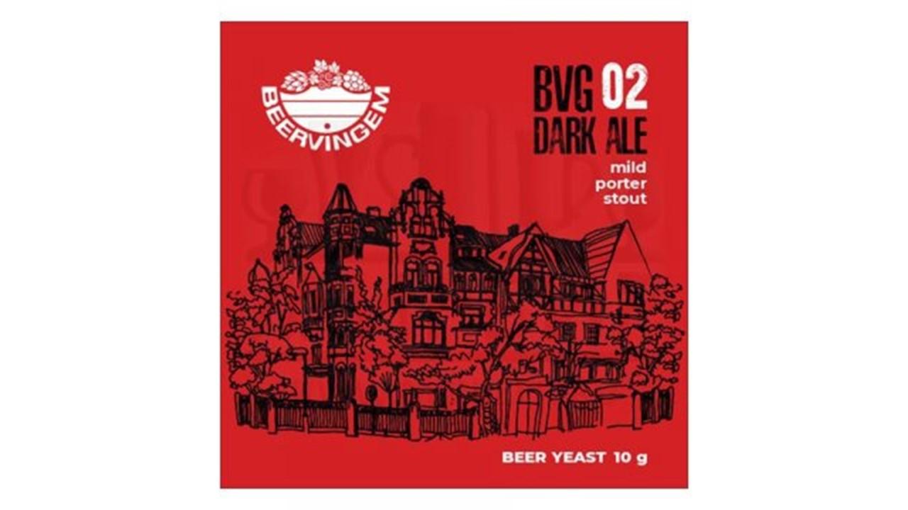 "Дрожжи Beervingem для темного пива ""Dark Ale BVG-02"", 10 г"