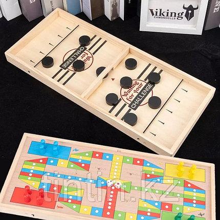 Настольная игра - Аэрохоккей, фото 2