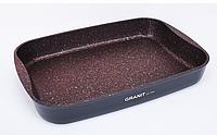 Противень 40 x 29,5 x 5 см, красный «Granit Ultra» (Кукмара, Россия)