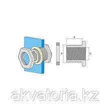 Фитинг для воды диаметром 15 мм (20х22х19)