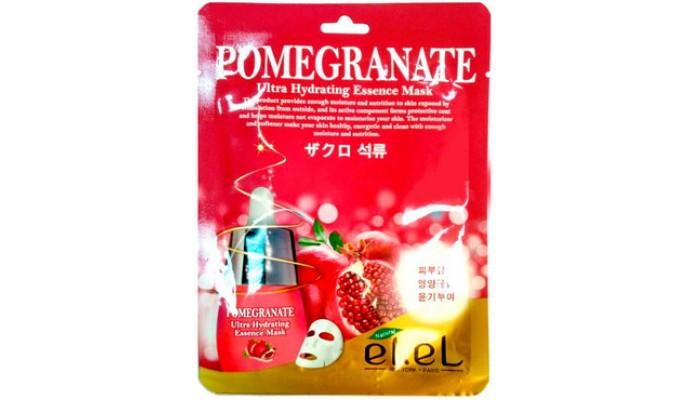 Pomergranate тканевы маски