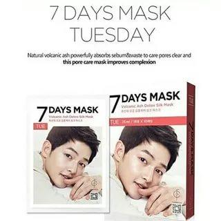 7 DAYS MASK KOREA