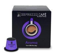 Пакет кофе-капсул Aroma  для кофе-машин Zepresso Trend Gold и Zepresso Trend Mondrian
