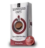 Пакет кофе -капсул Ristretto для кофе-машин Zepresso Trend Gold и Zepresso Trend Mondrian