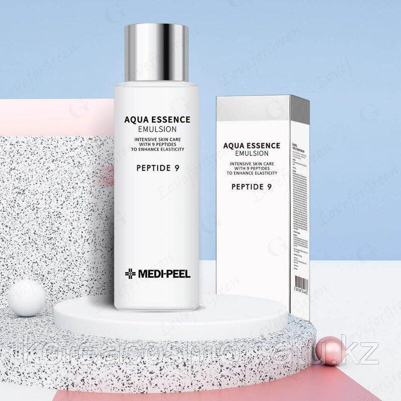 Medi-Peel Peptide 9 Aqua Essence Emulsion Лифтинговая пептидная эмульсия для лица (250 мл)