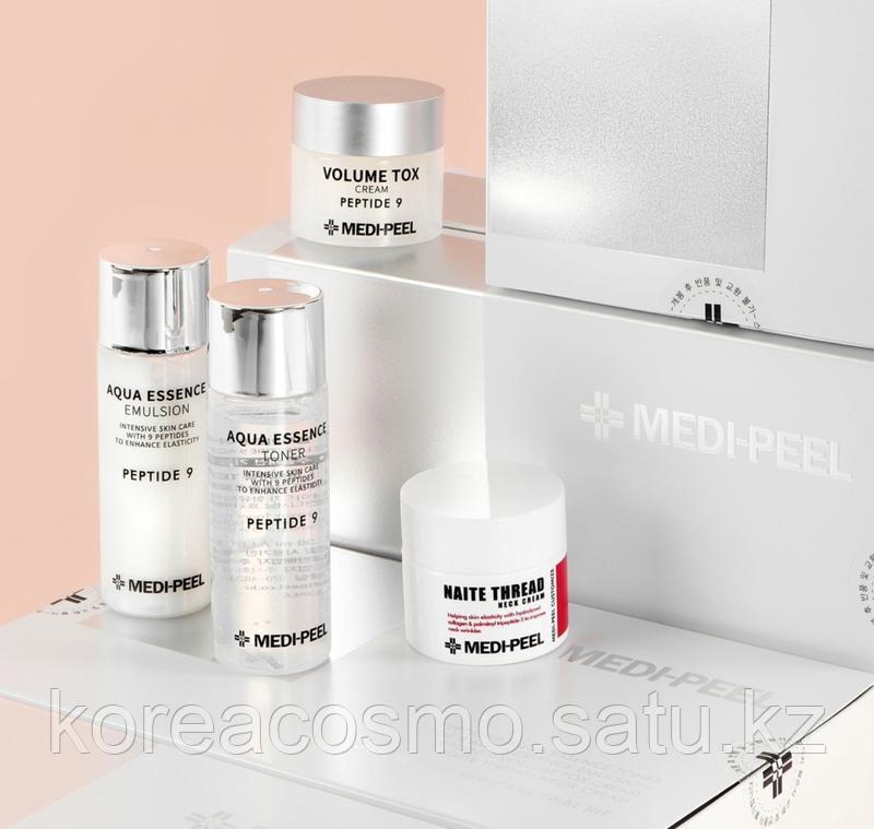 Medi-Peel Набор миниатюр антивозрастных средств с пептидами для лица и шеи Peptide Skincare Trial Kit