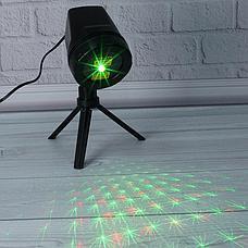 Лазерный проектор Звездный. Ликвидация зимних товаров!, фото 2