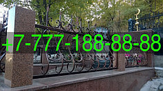 Оградки на кладбище 32