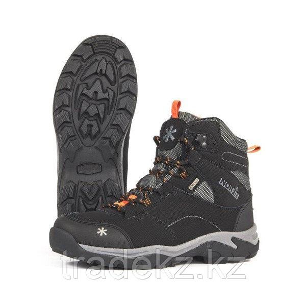 Обувь, ботинки трекинговые для охоты и рыбалки Norfin Mission BL, размер 45