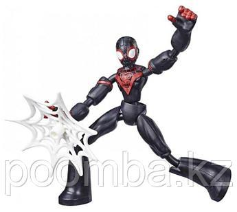 Spider-Man / Фигурка Человек-Паук Бенди 15 см Майлз Моралез SPIDER-MAN
