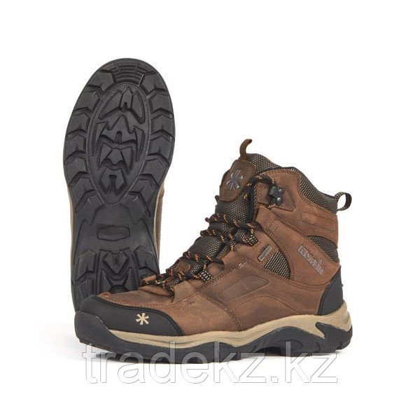Обувь, ботинки трекинговые для охоты и рыбалки Norfin Mission BR, размер 42