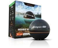 Беспроводной эхолот DEEPER PRO+ (GPS)(дальность до 100м)(глубина сканир. до 80м) R44981