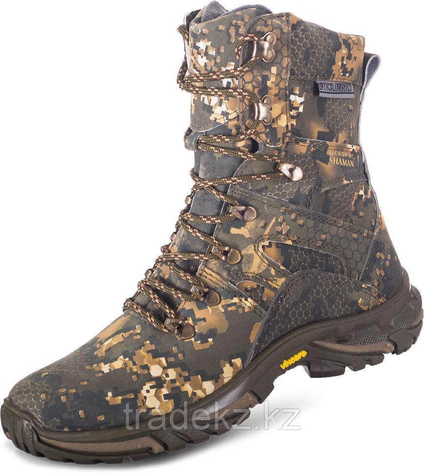 Обувь, ботинки для охоты и рыбалки Shaman Ranger Oak Wood, размер 45
