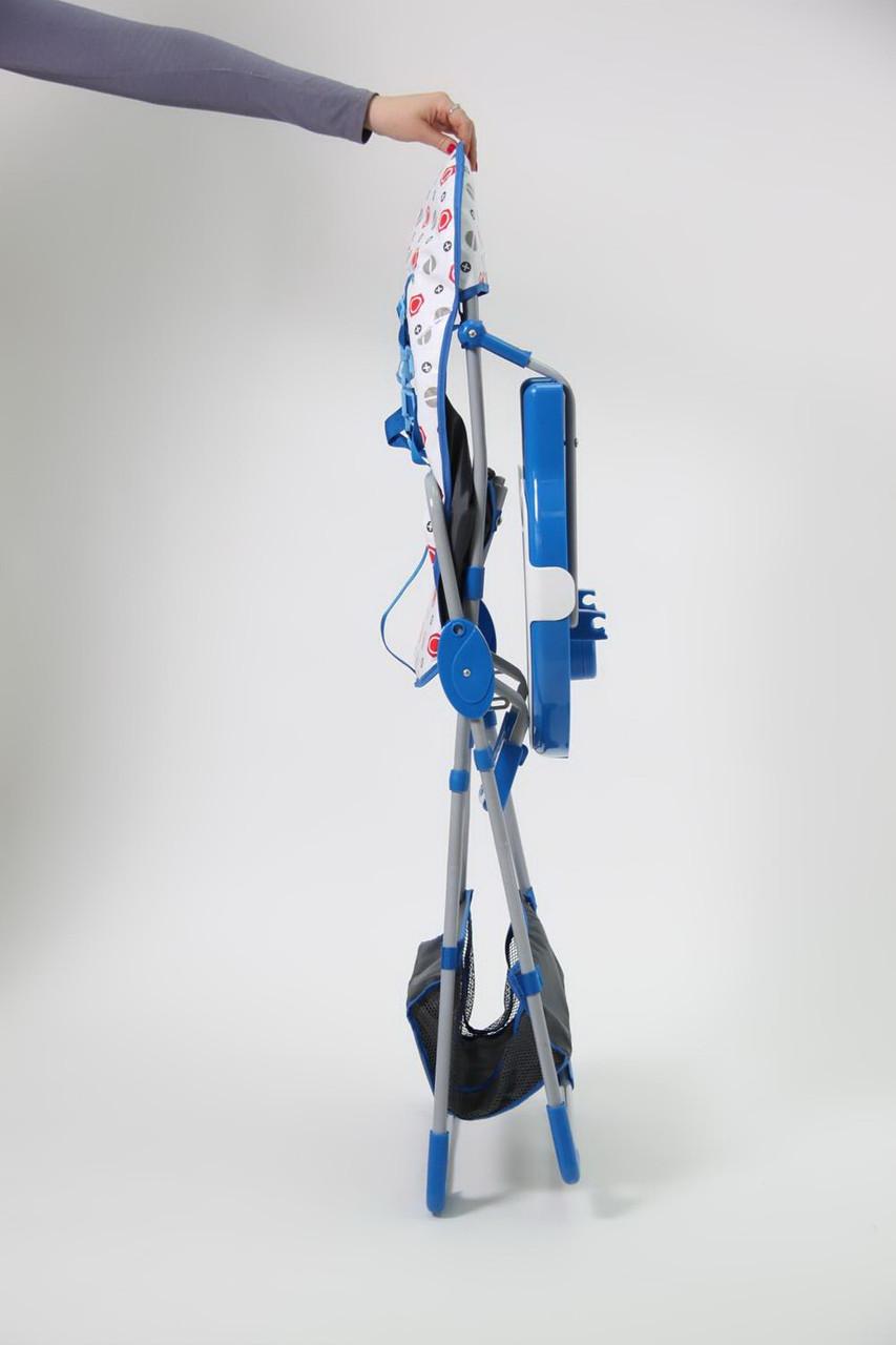 Стульчик для кормления Selby 252, синий